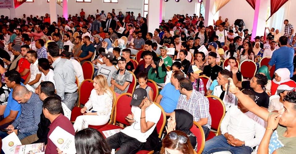 المؤتمر الجهوي لمنظمة الشبيبة الاستقلالية لجهة الدار البيضاء سطات