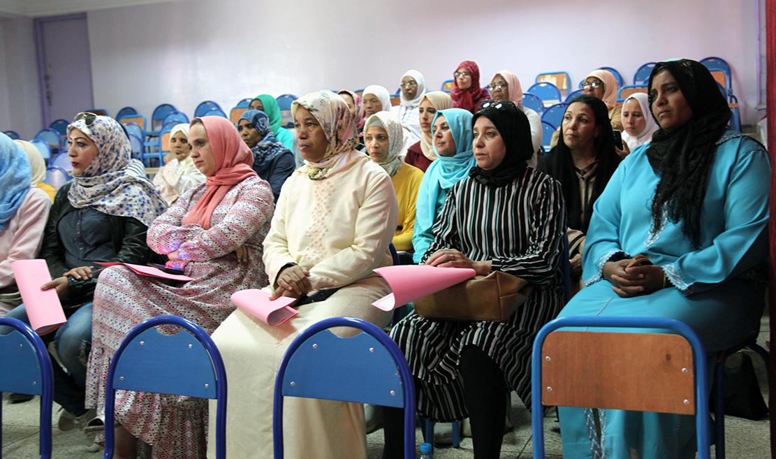 الجامعة الوطنية لموظفي وأعوان قطاع الشبيبة والرياضة تؤسس فرعها  69 بإقليم ميدلت