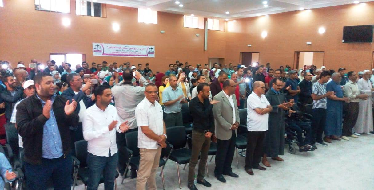 الأخ جمال ديواني يترأس الدورة العادية  للمجلس الاقليمي لحزب الاستقلال بإنزكان