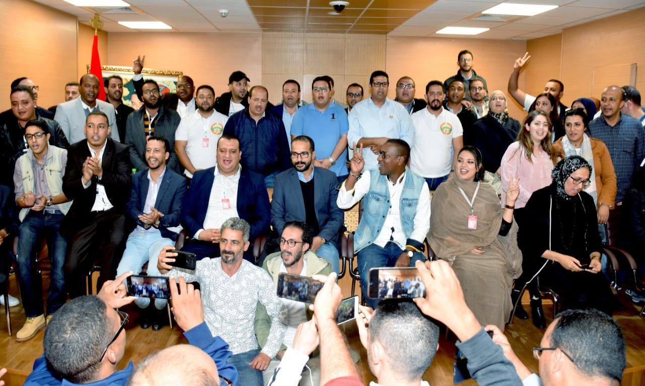 المؤتمر العام الثالث عشر لمنظمة الشبيبة الاستقلالية.. اللجنة المركزية تنتخب أعضاء المكتب التنفيذي للمنظمة