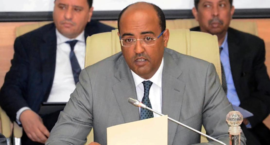 الأخ سيدي حمدي ولد الرشيد رئيس مجلس  جهة العيون الساقية الحمراء يؤكد :
