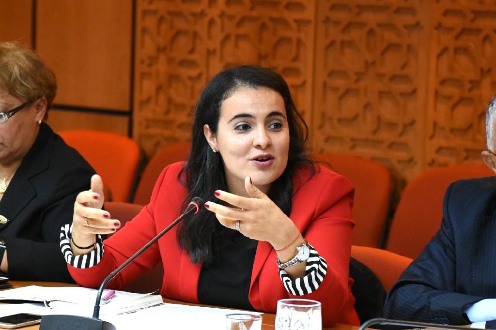 الأخت إيمان بنربيعة : فشل الحكومة في وعدها الخاص بتوفير مناصب الشغل للشباب بالقطاع السياحي