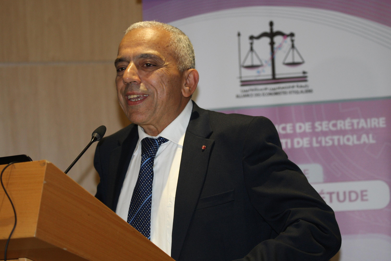 الأخ نزار بركة من الدار البيضاء.. يؤكد على ضرورة الانخراط الفاعل لبلادنا في الثورات التكنولوجية والانتقال من دولة مستهلكة إلى دولة منتجة للتكنولوجيا
