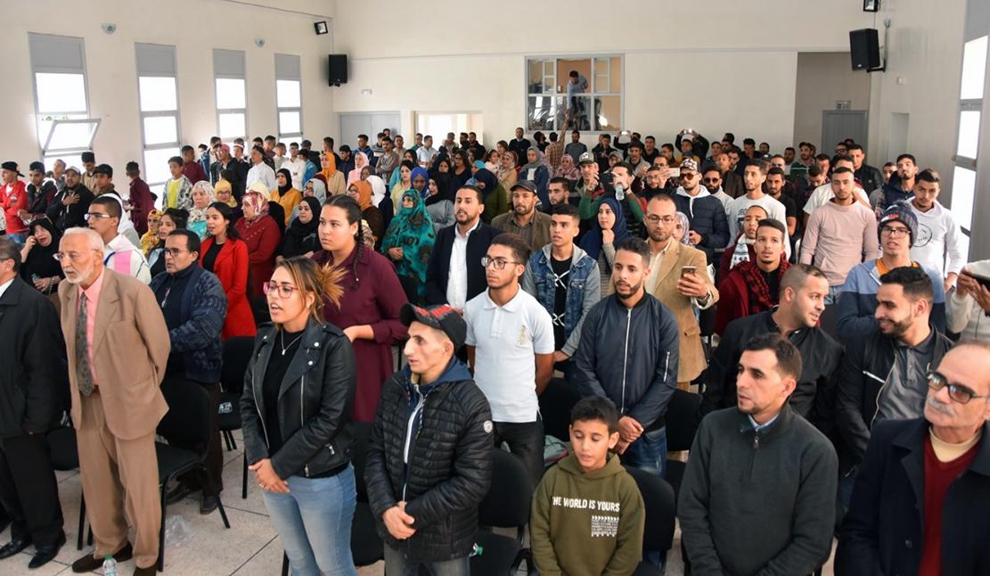 الشبيبة الإستقلالية بالدشيرة الجهادية تعقد مؤتمرها المحلي