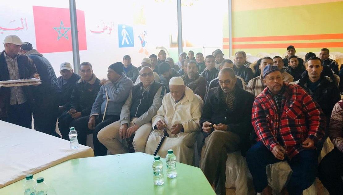 روع حزب الاستقلال بإنزكان ايت ملول تنظم لقاءات تواصلية تخليدا لذكرى 11 يناير