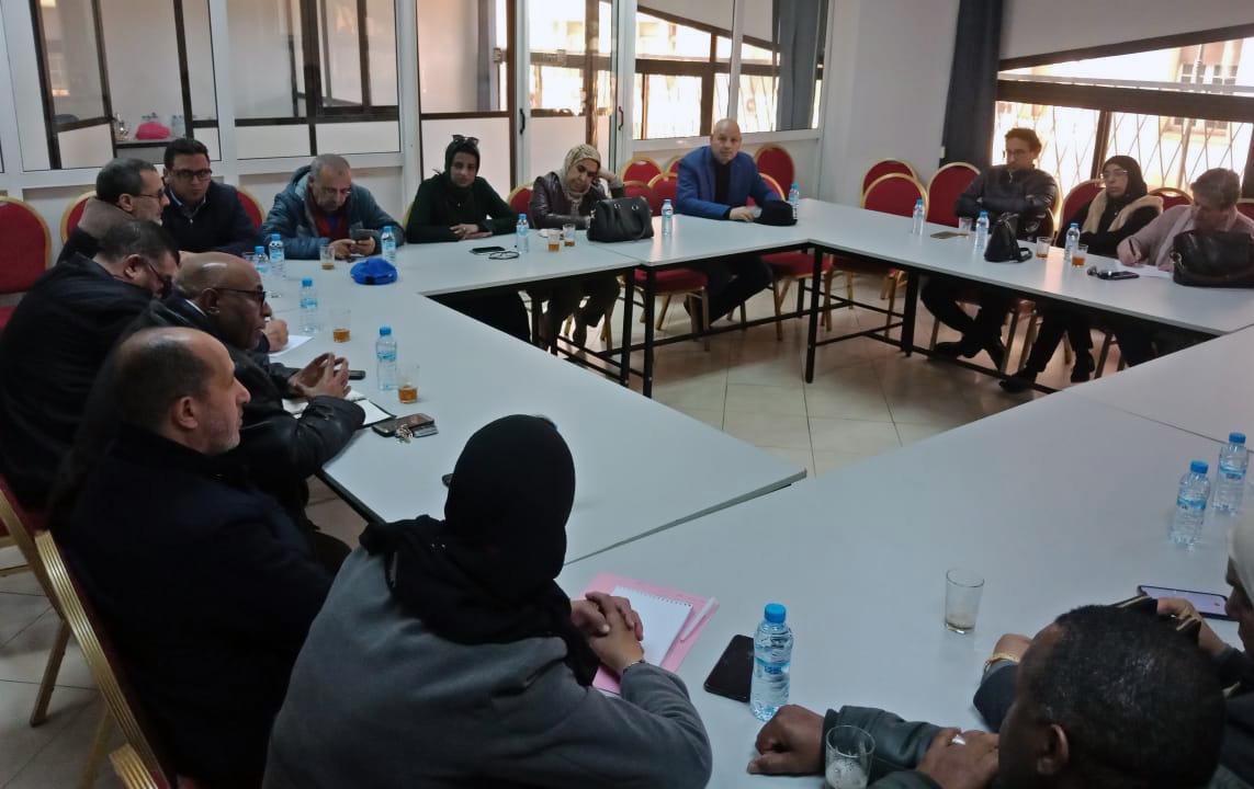 الجامعة الوطنية لموظفي وزارة الشباب والرياضة تنبه إلى خطورة الأوضاع التي يتخبط فيها القطاع