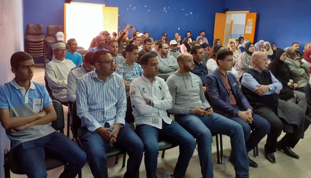 انتخاب الاخ المنصوري العلمي كاتبًا محليًا لفرع حزب الاستقلال ببنسركاو