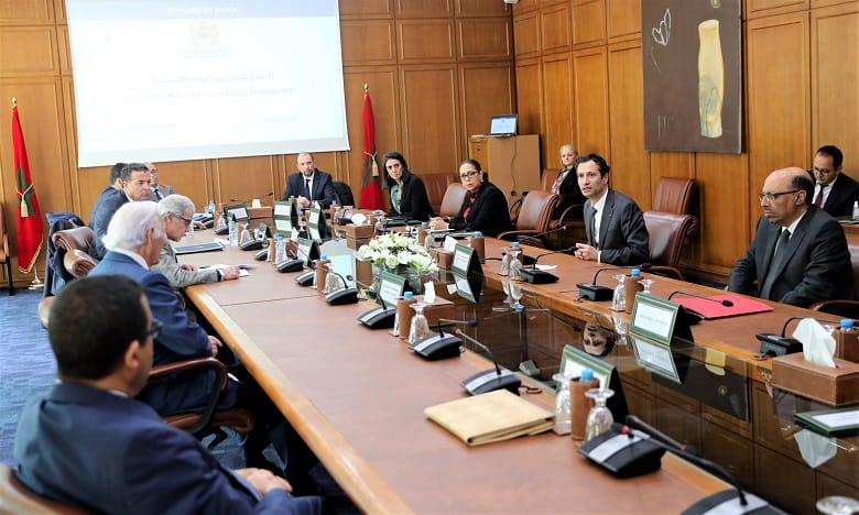 لجنة اليقظة الاقتصادية تناقش حصيلة عملية صرف التعويضات المالية وتقر تدابير إضافية تهم الأفراد والمقاولات