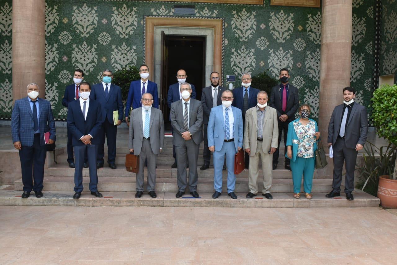 بلاغ رابطة المحامين الاستقلاليين بالمغرب حول الاجتماع مع وزير العدل