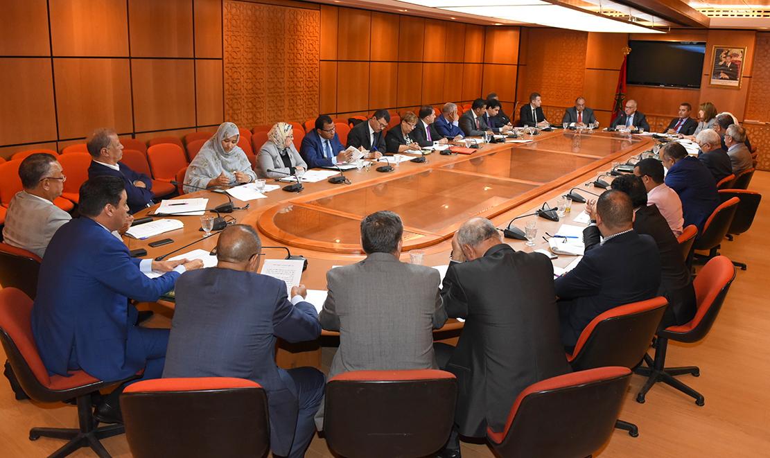 اعتزاز بحصيلة العمل النيابي للفريق الاستقلالي خلال دورة أبريل 2020 في ظل جائحة كورونا