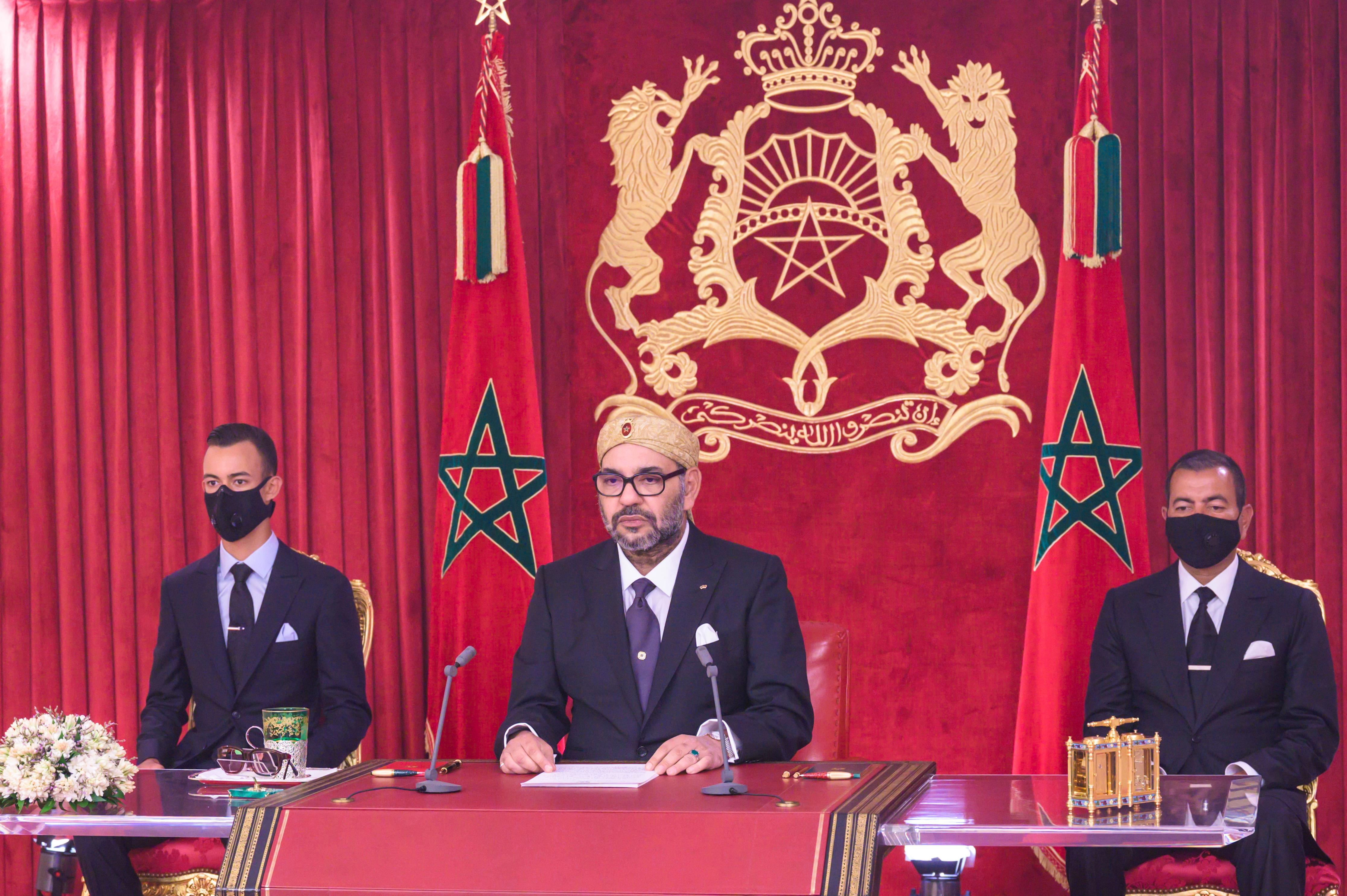 النص الكامل للخطاب الملكي السامي بمناسبة الذكرى الـ67 لثورة الملك والشعب