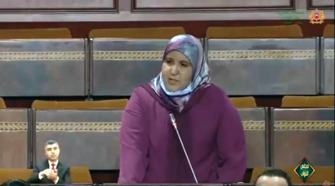 الأخت خديجة الرضواني: الدعوة إلى تقييم موضوعي لحصيلة التعليم عن بعد في ظل التفاوتات بين الوسطين الحضري والقروي