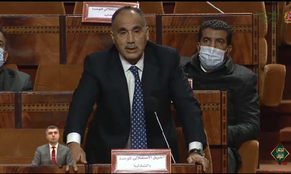 الأخ محمد إدموسى:تماطل الحكومة في إخراج النفق الرابط بين الحوز وورزازات عبر أوريكا