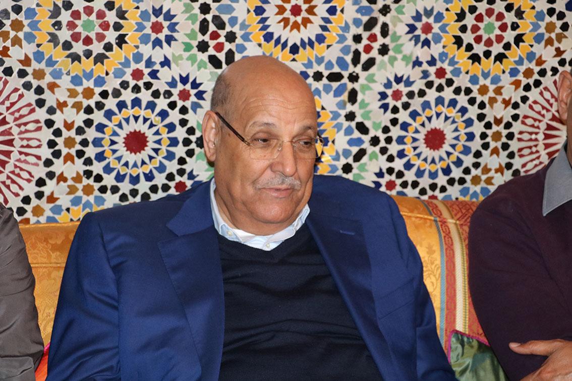 """في حوار للأخ مولاي حمدي ولد الرشيد رئيس جماعة العيون مع  إذاعة """" راديو مارس"""""""