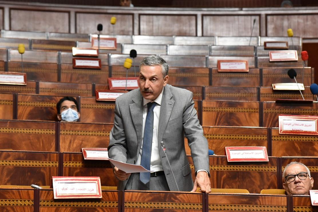 الأخ علال العمراوي: المطالبة ببلورة سياسة عمومية متكاملة للنهوض بأوضاع مغاربة العالم