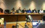 مشاركة فاعلة للأخ عبداللطيف أبدوح في الدورةالاستثنائية الرابعة للبرلمان الإفريقي