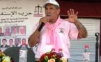 الحاج  علي قيوح  يطالب المسؤولين بالتدخل لحماية الفلاحين وحفظ ممتلكاتهم من اعتداءات الرعاة الرحل