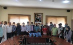 رابطة المهندسين الاستقلاليين توزع لوحات إلكترونية لفائدة تلاميذ العالم القروي