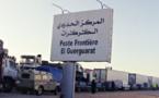 """المغرب يقرر التدخل لوضع حد لأعمال العصابات التي تنتهجها """"البوليساريو"""" بالكركرات وإعادة إرساء حرية التنقل المدني والتجاري"""