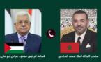 في بلاغ للديوان الملكي.. جلالة الملك محمد السادس يؤكد أن موقف المملكة الداعم للقضية الفلسطينية ثابت لا يتغير