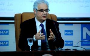 الأخ نزار بركة : حزب الاستقلال سيظل دائما مدافعا عن حرية الصحافة والتعبير