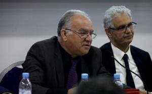 الأخ نورالدين مضيان : اللقاء الدراسي فرصة لتعميق النقاش حول مشروع القانون المالي
