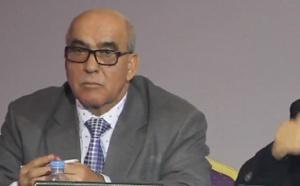 الأخ عبدالسلام اللبار :  ضرورة بلورة الحلول للمشاكل المتعلقة بالموارد المائية المرشحة للانخفاض