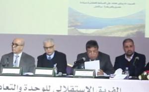 الأخ عبداللطيف أبدوح : التحديات المستقبلية تستوجب اعتماد حكامة ناجعة في تدبير الماء