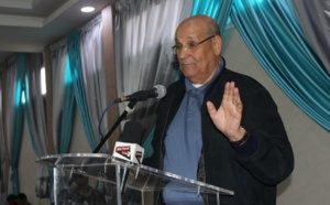 الأخ مولاي حمدي ولدالرشيد : المنتخبون هم الممثلون الحقيقيون للمواطنين في الأقاليم الجنوبية للمملكة المغربية