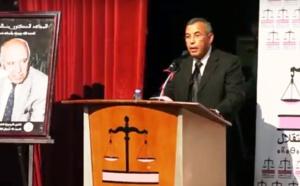 كلمة الأستاذ محمد الدويري في أربعينية الفقيد المجاهد بنسالم الكوهن