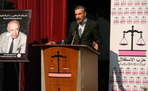 كلمة الدكتور علال العمراوي في أربعيينة الفقيد المجاهد الدكتور بنسالم الكوهن