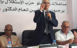 نزار بركة من الحسيمة: الحكومة تكرس الأزمة في تعاملها مع مطالب المغاربة