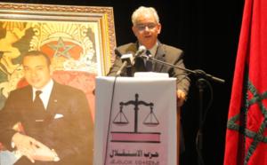 نزار بركة من المضيق : عبد الخالق الطريس الزعيم الوحدوي لعائلة الكتلة الوطنية