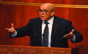 عبد السلام اللبار : تقديم تقرير لجنة المالية والتخطيط والتنمية الإقتصادية