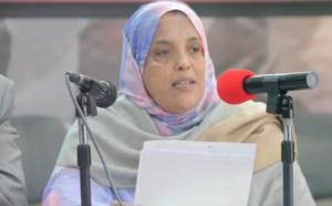 مريم ماء العينين: المناظرة تأتي لتفعيل إحدى مرتكزات رؤية الحزب المتمثلة في دعم الغرف المهنية