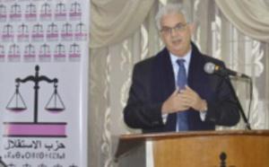 نزار بركة : رفع النسق وتسريع الوتيرة التنظيمية بإعتماد منطق التعاون