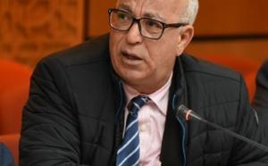 الأخ عبد الرحمان خيير : التغيرات المناخية البنيوية أصبت تفرض وتيرة اسرع في بناء السدود
