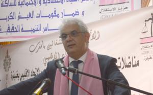 نزار بركة : الحكومة تعارض نفسها والمواطن وحده من يدفع ثمن صراعاتها الداخلية