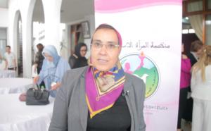 خديجة الزومي تنادي بتنمية تنصف المرأة المغربية وتحقق التغيير المنشود