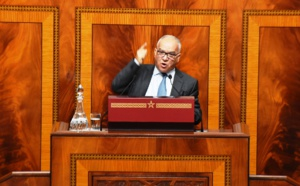 تدخل الأخ نور الدين مضيان رئيس الفريق الاستقلالي في مناقشة مشروع قانون مالية 2020