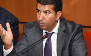 هشام سعنان يطالب الحكومة بحلول واقعية لتشغيل  شباب إقليم آسفي