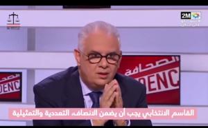 نزار بركة.. اليوم من الضروري تغيير القاسم الانتخابي لكي يكون أكثر إنصافا ويضمن التعددية ويقوي التمثيلية