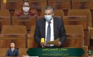 علال العمراوي : جلسة عمومية لمناقشة تقرير المهمة الاستطلاعية المؤقتة حول زيارة بعض قنصليات المملكة