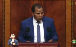 الأخ عمر عباسي حول تقرير المهمة الاستطلاعية المؤقتة حول وضعية السجون