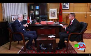 الأخ نزار بركة الأمين العام لحزب الاستقلال في #حوار_في_العمق على موقع العمق المغربي