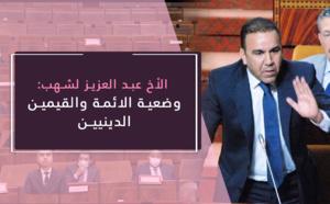 عبد العزيز لشهب.. يؤكد على ضرورة توفير الأمان والاستقرار الوظيفي للأئمة والقيمين الدينيين
