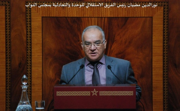 نورالدين مضيان برد بقوة على افتراءات وزير الخاريجية الجزائري