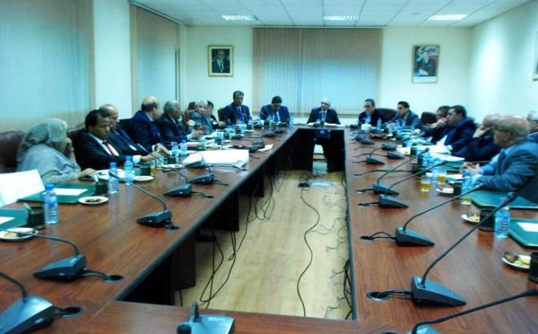 21/11/2017 بلاغ اجتماع اللجنة التنفيذية لحزب الاستقلال