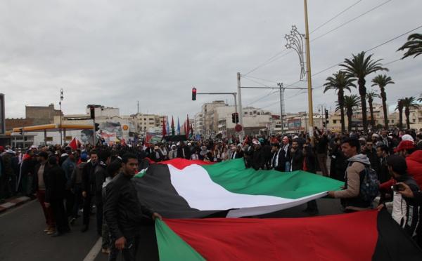 محمد بن جلون الأندلسي : مسيرة الرباط انطلاقة جديدة لمعركة مستمرة من أجل القدس ودولة فلسطين