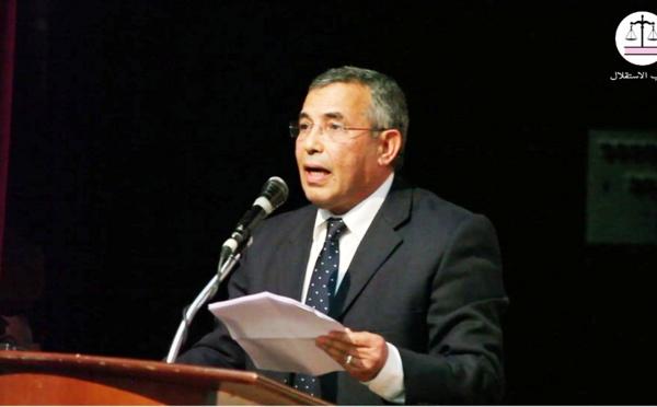 كلمة الأستاذ عبدالسلام المصباحي في الحفل التأبيني للفقيد المناضل الدكتور عبدالعزيز حليلي